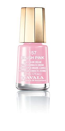 Mavala Smalto: Brush Pink 157–5ml