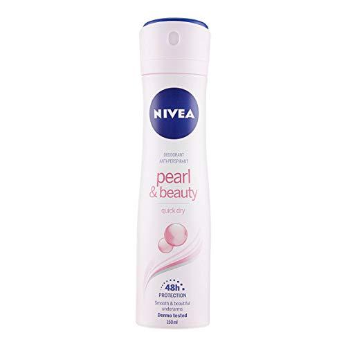Nivea Deodorante Spray Pearl&Beauty da Donna - 150 ml