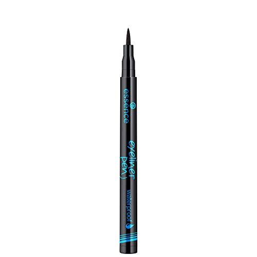 Essence - Eyeliner formato rotulador Waterproof - 01 Black