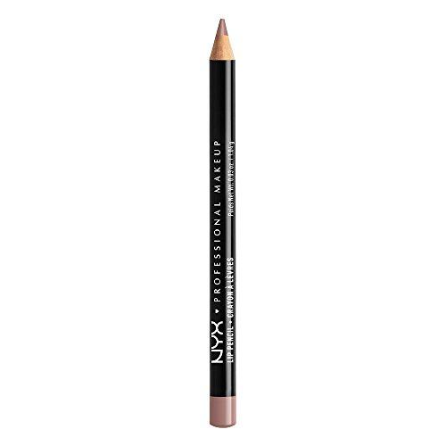 NYX Cosmetics Slim Lip Pencil - Mahogany