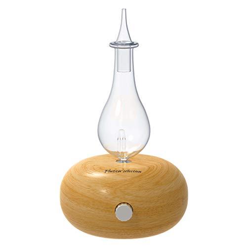 Diffusore di Oli Essenziali, nebulizzatore elettrico d'olio essenziale. Aromaterapie per nebulizzazione a secco e a freddo rispettando le qualità terapeutiche degli oli essenziali.LED 7 colori.H166155
