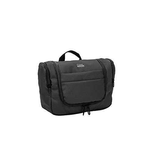 Ciak Roncato Necessaire da Viaggio Capiente e Comodo, Tote Bag Serie Smart 32 cm, Colore Nero