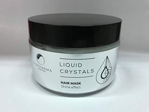 BioPharma Laboratories Maschera con Cristalli Liquidi - contro la caduta dei capelli e le doppie punte 250ml
