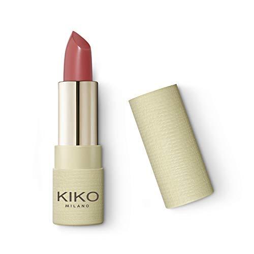KIKO Milano Green Me Matte Lipstick 102 | Rossetto Mat Comfort Ottimo