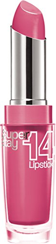 Maybelline New York Superstay 14h Rossetto, 110 Neverending Pink