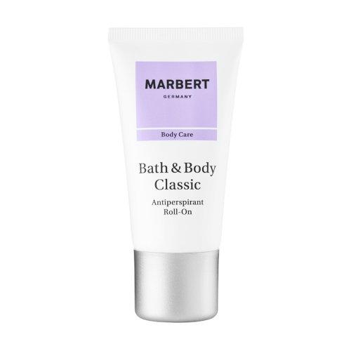 Marbert Bath & Body Classic femme / donna, Deodorante Roll-On, primo pacchetto (1 x 50 ml)