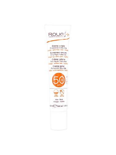 Rougj+ Crema Solare Anti-Macchia 50+ 40 Ml