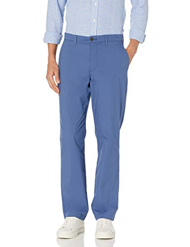 Amazon Essentials Regular-Fit Lightweight Stretch Pant Casual-Pants, Vero Navy, 31W x 30L