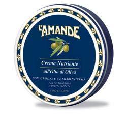 L'Amande Crema Viso/Corpo Nutriente - 150 ml, 45112