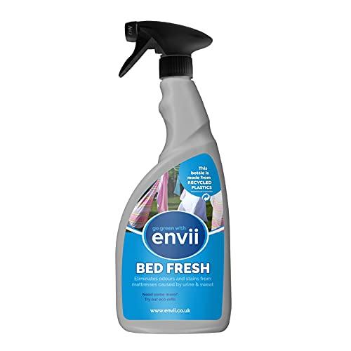 Envii Bed Fresh – Pulisci Materassi, Elimina l'Odore e le Macchie di Urina - 750ml