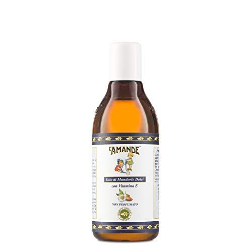 L'Amande Olio di Mandorle Dolci Non Profumato - 250 ml