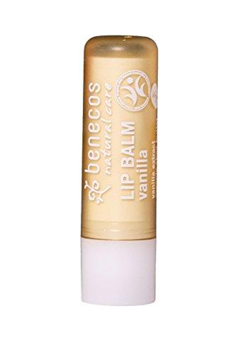 Benecos - Balsamo labbra naturale, Certificato BDIH