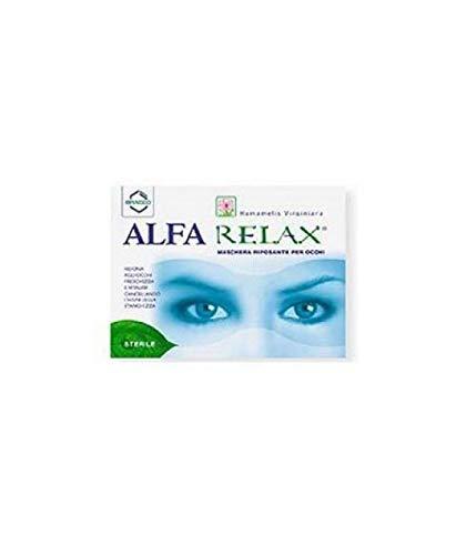 Farmacia Tolstoi_Alfarelax Maschera Riposante Occhi 6 Maschere