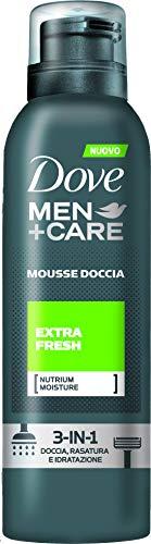 Dove Men Care Mousse Doccia Extra Fresh - 200 ml