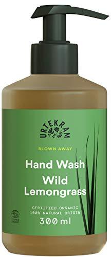 Urtekram Urtekram - Blown Away - Wild Lemongrass - Detergente Per Mani Biologico - 300 Ml 350 g