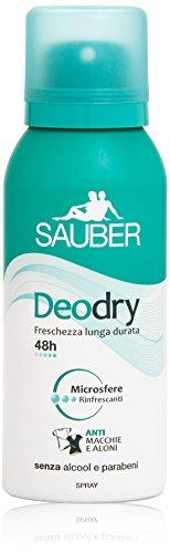 Sauber Deo Dry Spray Ml.100