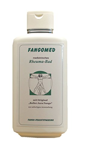 Fango Rheuma Bagno Medico - 500 ml - Sovraccarico in caso di disturbi reumatici