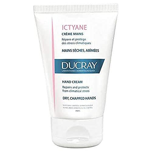 Ducray Ictyane Crema Mani Secche e Rovinate - 50 ml