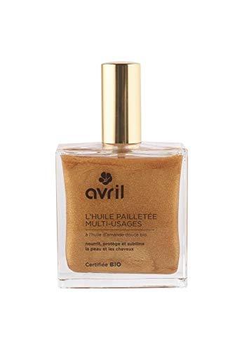 Avril Olio Secco Scintillante Multi-Funzione - 100 ml