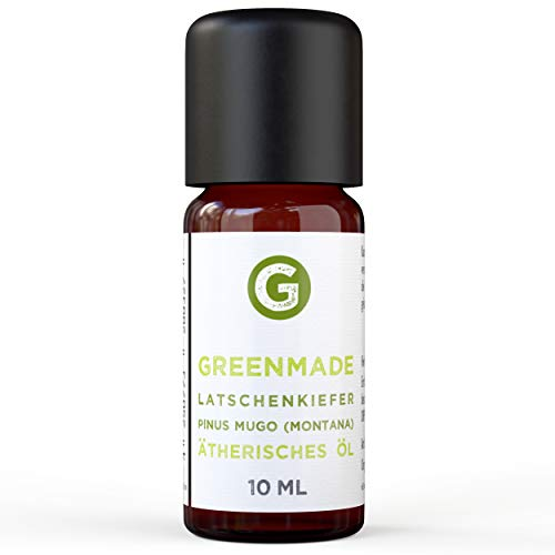 Greenmade - Olio essenziale di pino latino 10 ml, 100% naturale
