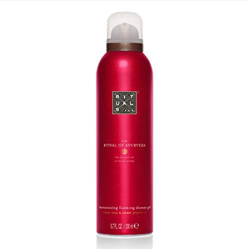 RITUALS The Ritual of Ayurveda Foaming Shower Gel, gel docciaschiuma, 200 ml