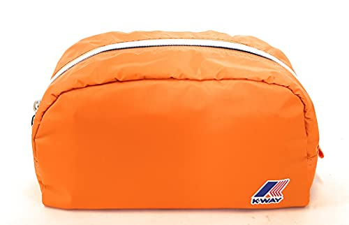Beauty case K-Way k-pocket big pouch 9AKK1424 026 Orange