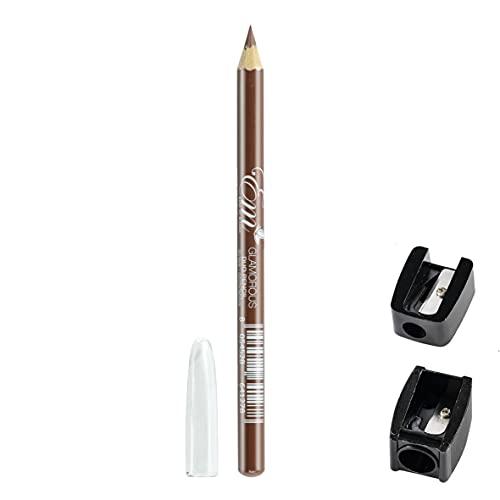 Embeauty Matita Sopracciglia +Labbra Professional Eyebrow Lip Pencil Made in Italy, Formula a Lunga Durata,Temperino in Omaggio.