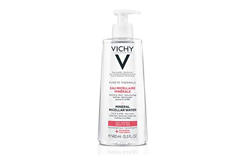 Vichy Pureté Thermale Solution Micellaire Apaisante - 400 ml