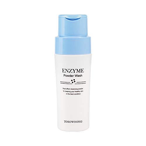 TOSOWOONG Enzima detergente 70g/enzima polvere lavare/acne/punti neri/poro pulizia/cosmetici