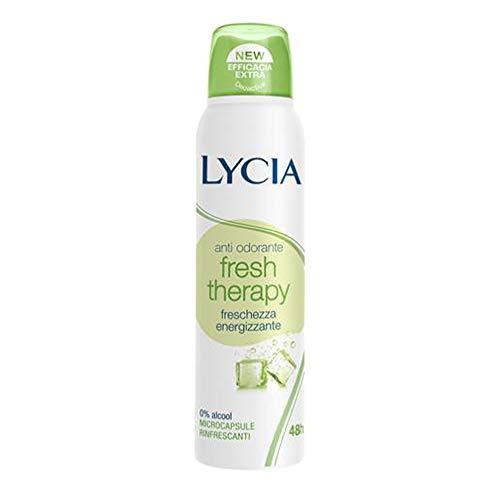 Lycia Fresh Therapy Spray Antiodorante 48h Protezione 150 ml
