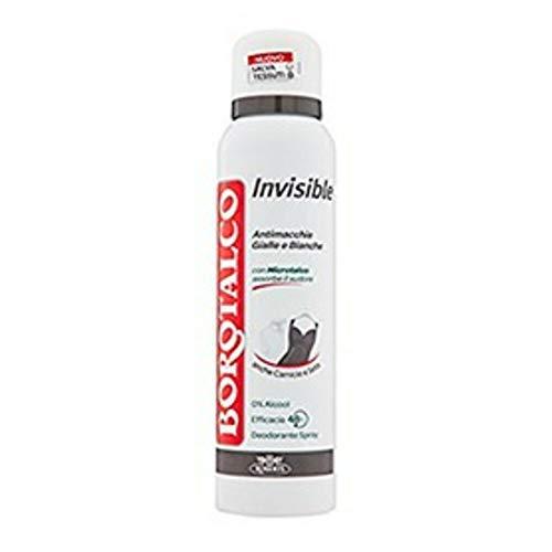 BOROTALCO Deodorante Spray 150 Invisible Deodoranti per il corpo