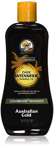 Australiano - Intensificatore solare, Marrone Scuro, 237 ml