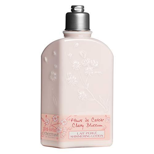 Latte Corpo Perlé Fleurs de Cerisier - 250 ml - L'OCCITANE