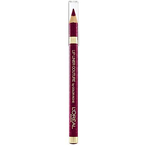 L'Oréal Paris Color Riche Matita Labbra, 374 Intense Plum