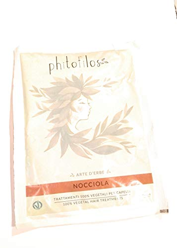 Phitofilos, Arte d'Erbe Mix Nocciola rfilesso castano (100gr)