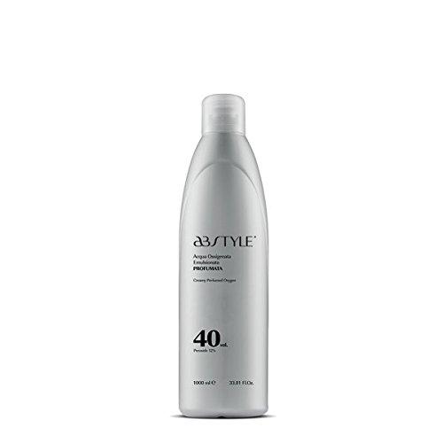 Ab Style | Emulsione ossidante emulsionata professionale vol 40 - 12%(1000ml)