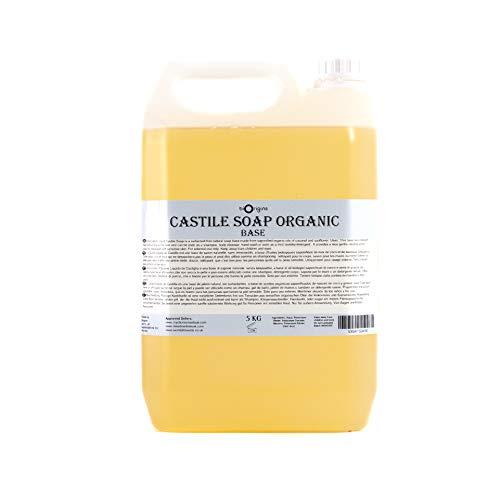 Puro Liquido Sapone Di Castiglia Organico 5Kg