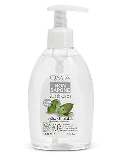 Omia Non Sapone Ecobio Olio di Jojoba - 300 ml