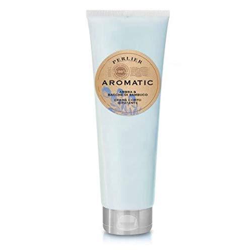 Perlier Aromatic Crema Corpo Idratante Ambra & Bacche di Sambuco 250 ml