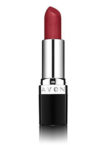 AVON TRUE COLOR Perfectly Matte Rossetto opaco Truest Red