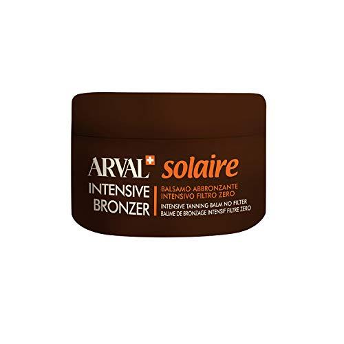 Arval Intensif Bronzer Balsamo Abbronzante Intensivo Filtro Zero - 150 ml