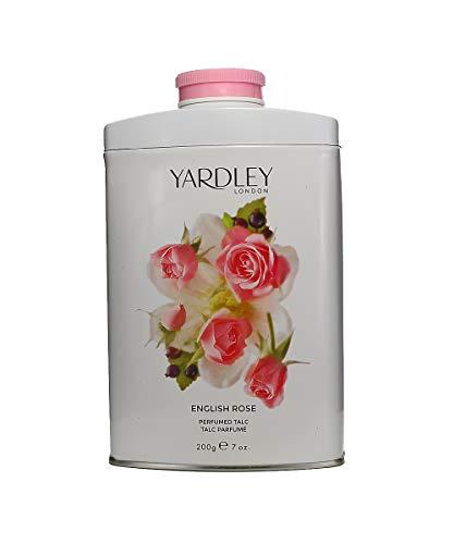 Yardley–English Rose–Talco Profumato alla Rosa–200g
