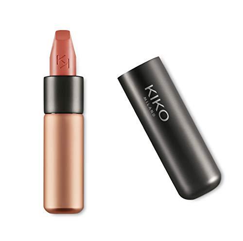 KIKO Milano Velvet Passion Matte Lipstick 302 | Rossetto Confortevole Colore Mat