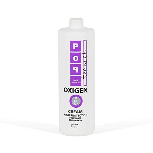 Pop Italy Ossigeno Stabilizzato Technich Color Therapy Profumato 1 Litri (40 Volumi)