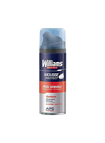 Williams Mousse e Soufflé Corpo - Idratanti - 400 gr