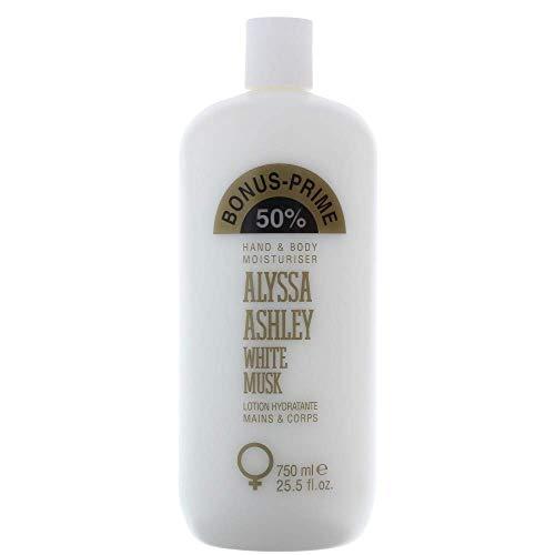 Alyssa Ashley White Musk mano & corpo lozione 750 ml