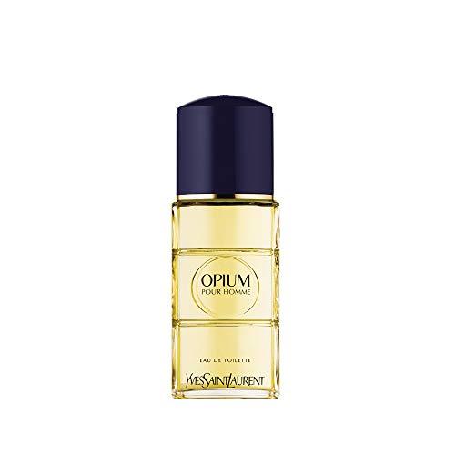 Yves Saint Laurent Opium Pour Homme Eau de Toilette, Uomo, 100 ml