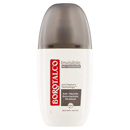 Borotalco Deodorante Vapo Invisible, 75 ml