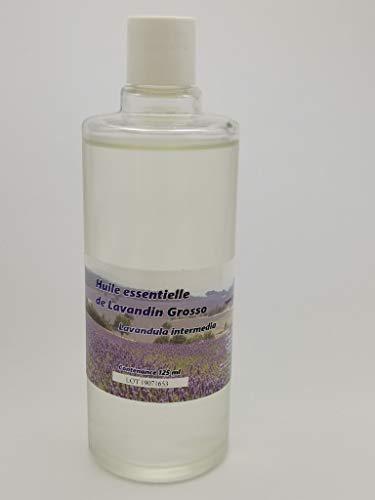 Olio essenziale di lavandino grosso, 125 ml, produttore diretto della Provenza, 100% puro e naturale