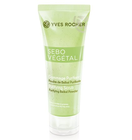 Yves Rocher Gommage Viso